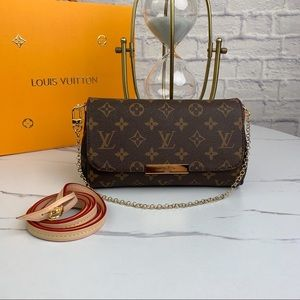 Louis Vuitton favorite monogram